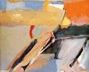 Berkeley No. 8 — Ричард Дибенкорн