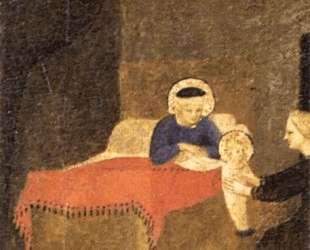 Рождение Девы Марии — Фра Анджелико