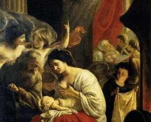 Birth of the Virgin — Братья Ленен