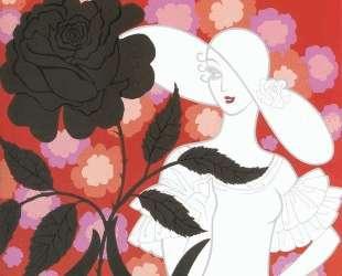 Black Rose — Эрте