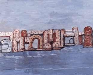 Blue Water — Филипп Густон