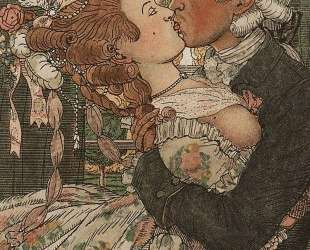 Книга маркизы. Иллюстрация 9 — Константин Сомов