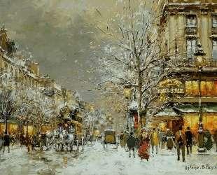 Boulevard des Capucines — Антуан Бланшар