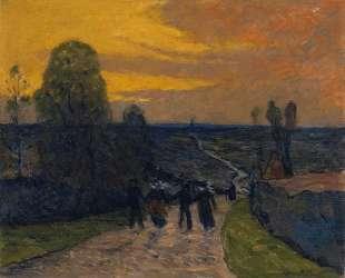 Bretons on the way — Максим Мофра