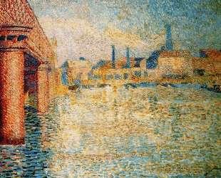 Bridge in London — Ян Тороп