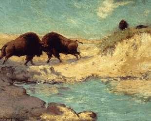 Buffalo Hunt — Роберт Джулиан Ондердонк