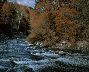 Burst of Autumn — Ричард Уитни