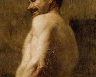 Bust of a Nude Man — Анри де Тулуз-Лотрек
