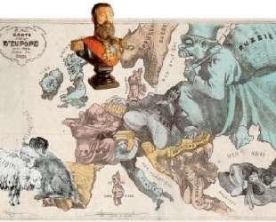 Bust of King Leopold II — Фелисьен Ропс
