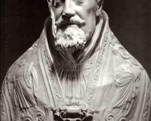 Бюст Папы Григория XV — Джан Лоренцо Бернини