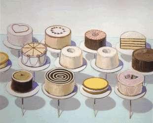 Cakes — Уэйн Тибо