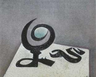 Calligraphic Still Life No. 3 — Марк Тоби