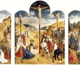 Calvary Triptych — Хуго ван дер Гус