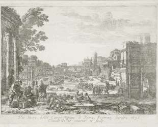 Campo Vaccino (Forum Romanum) — Клод Лоррен