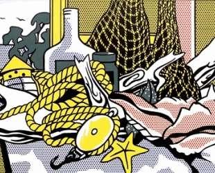 Натюрморт с Кейп Код — Рой Лихтенштейн
