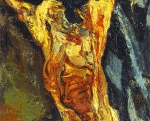 Carcass of Beef — Хаим Сутин