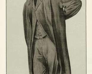 Caricature of Matthew Arnold — Джеймс Тиссо