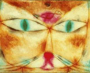 Cat and Bird — Пауль Клее