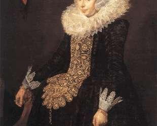 Catarina Both van der Eem — Франс Халс