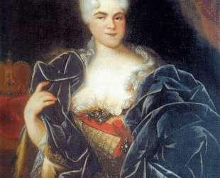 Catherine I of Russia — Иван Никитин
