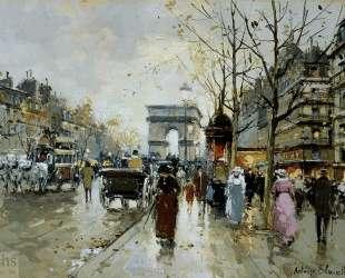 Champs Elysees — Антуан Бланшар