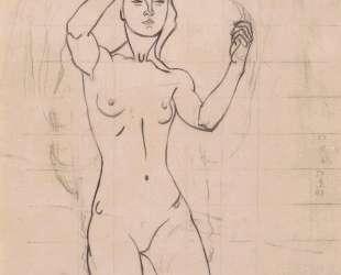 Character study of Venus in the Grotto — Коломан Мозер