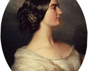Charlotte Stuart, Viscountess Canning — Франц Ксавер Винтерхальтер