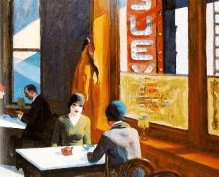 Chop Suey — Эдвард Хоппер