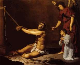 Christ After the Flagellation Contemplated by the Christian Soul — Диего Веласкес