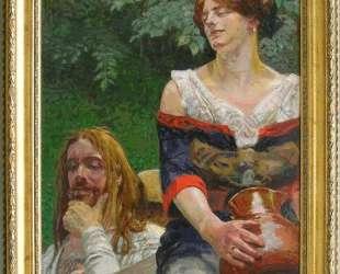 Christ and the Samaritian Woman — Яцек Мальчевский