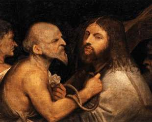 Christ Carrying the Cross — Тициан