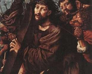 Christ Carrying the Cross — Ив Кляйн