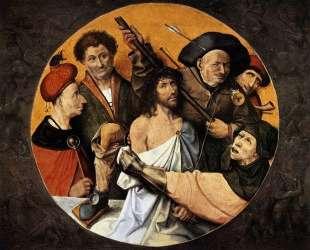 Христос коронованный терновым венцом — Иероним Босх