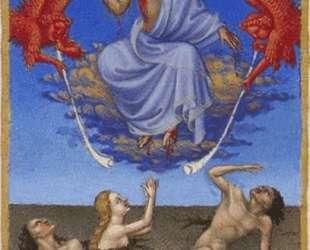 Christ in Glory — Братья Лимбург