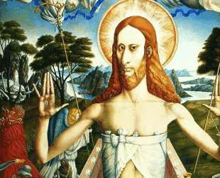 Christ — Ян Матейко