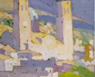 Church (detail) — Спирос Папалукас