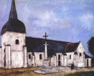 Church of St. Hilary — Морис Утрилло