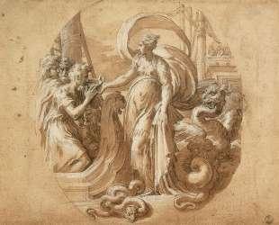 Circe and the Companions of Ulysses — Пармиджанино