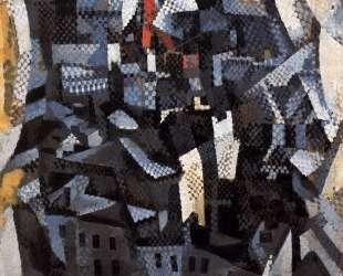 Ciudades. City — Робер Делоне