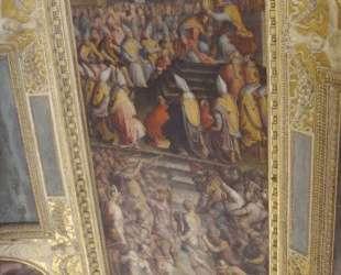 Clement VII crowns Charles V — Джорджо Вазари
