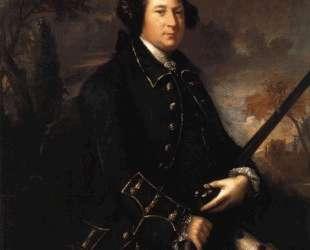 Clotworthy Skeffington, Later 1st Earl of Massereene — Джошуа Рейнольдс