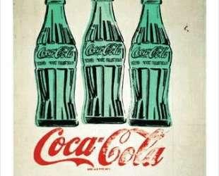 Coca-Cola — Энди Уорхол
