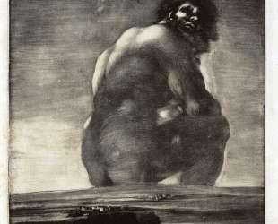 Colossus — Франсиско де Гойя
