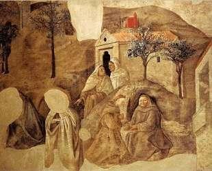 Confirmation of the Carmelite Rule — Филиппо Липпи