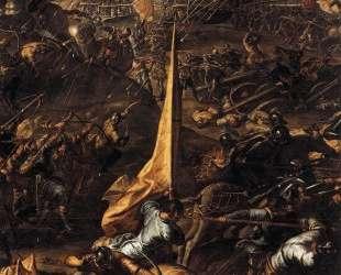 Conquest of Zara — Тинторетто