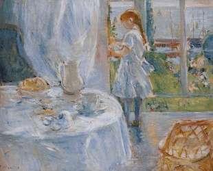 Cottage Interior (also known as Interior at Jersey) — Берта Моризо