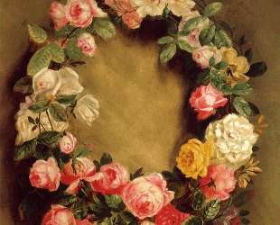Crown of Roses — Пьер Огюст Ренуар