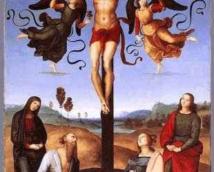 Crucifixion — Рафаэль Санти