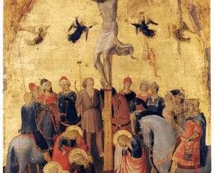 Crucifixion — Мазаччо
