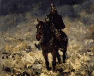Cuirassier — Анри де Тулуз-Лотрек